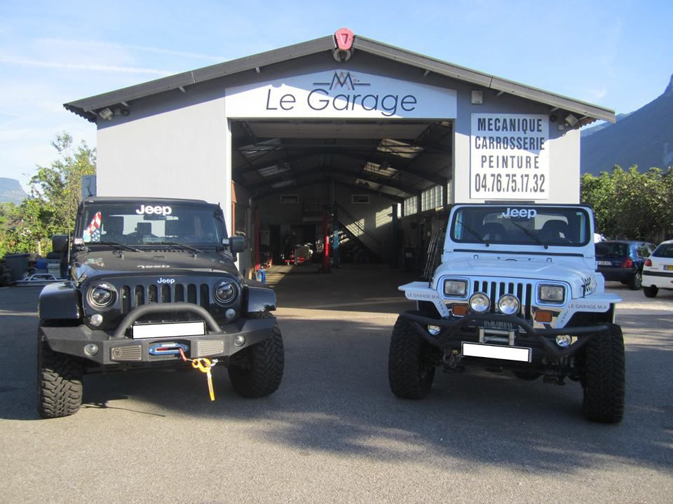 Le garage ma for Garage 4x4 yssingeaux